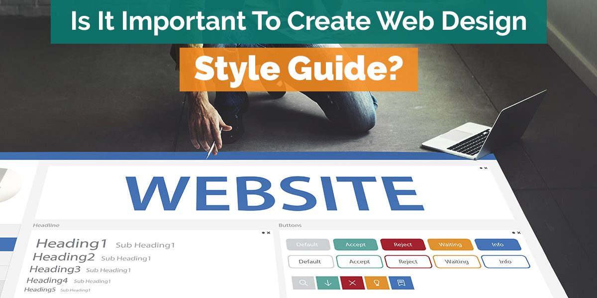 creating web design style-guide