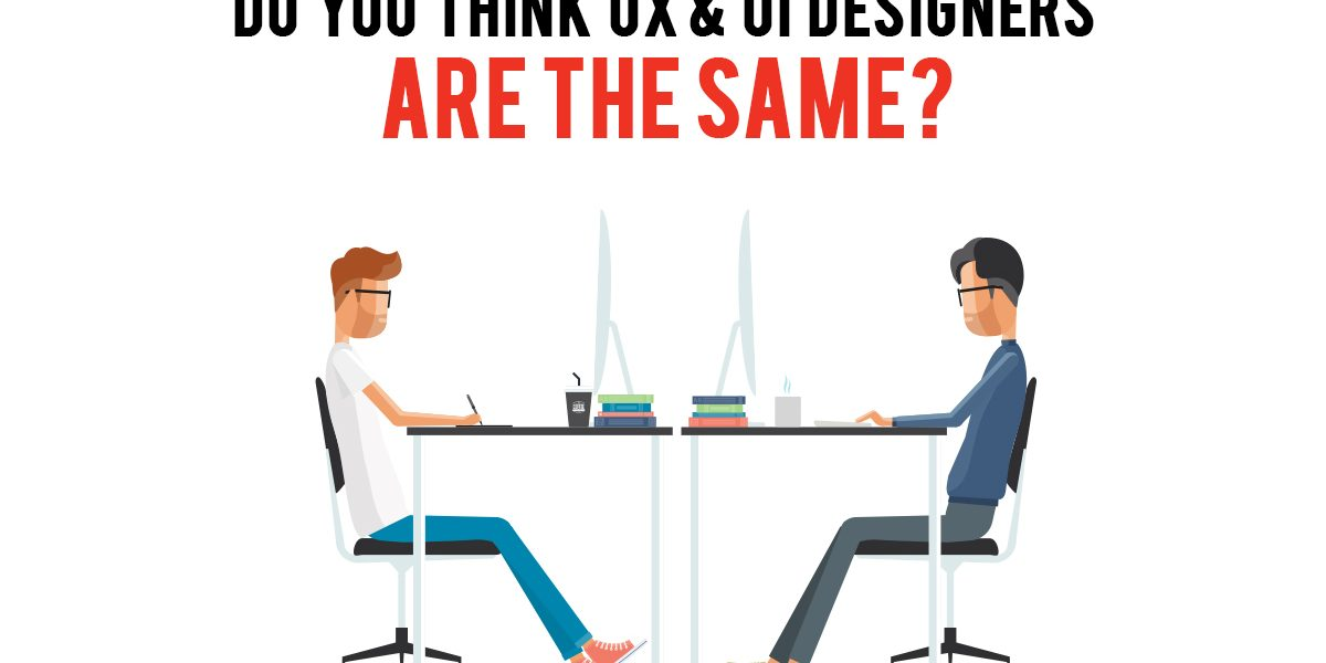 Difference Between UX & UI Designer